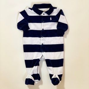 Ralph Lauren Striped Valor Outfit